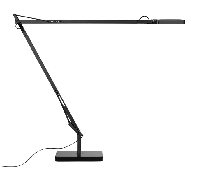FLOS Kelvin LED Base 'Green Mode' Black - London Lighting - 1