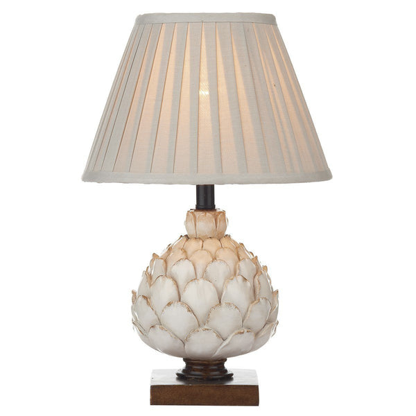 Layer Cream Small Table Lamp - London Lighting - 1