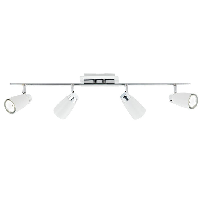 Loft White 4 Lights Bar - London Lighting - 1