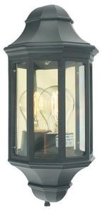 Malaga Mini Half Lantern - London Lighting - 1