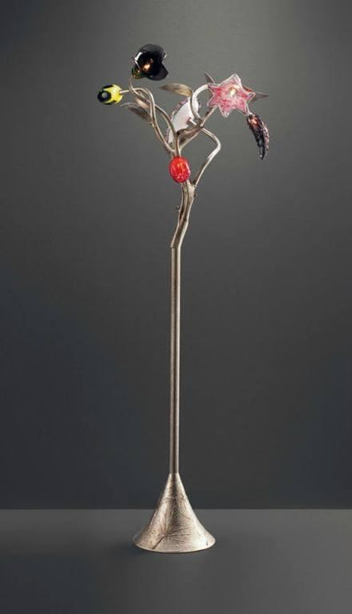 Serip Bouquet 6 Bespoke Floor Lamp - London Lighting - 1