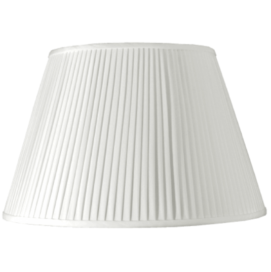 Pleated Empire Shade - ID 9332