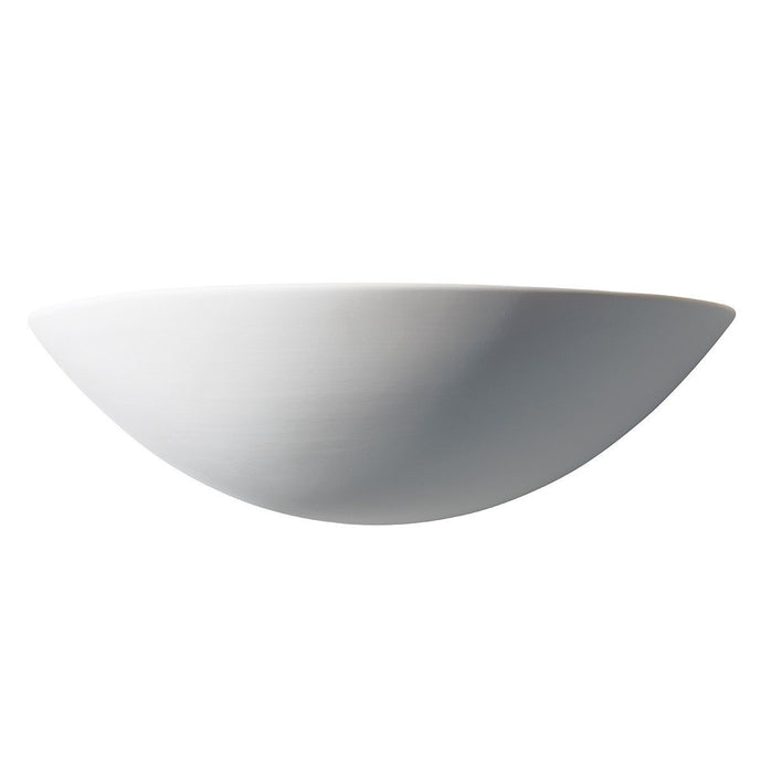 Radius White Wall Light - London Lighting - 1