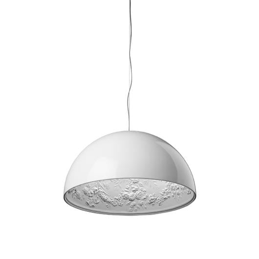 FLOS Skygarden 1 Glossy White - London Lighting - 1