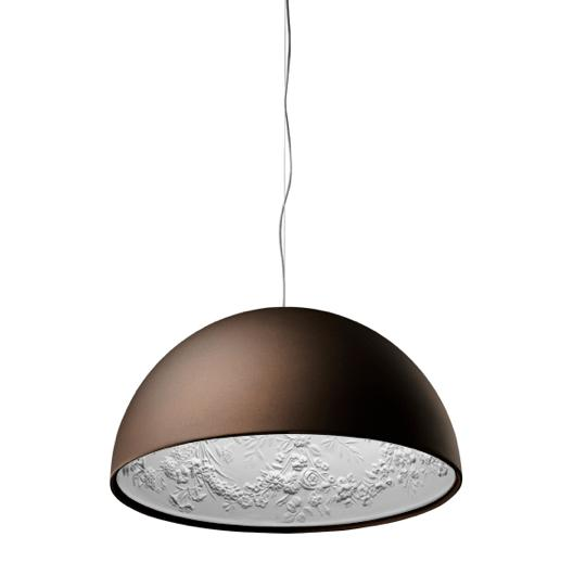 FLOS Skygarden 2 Matt Rusty Brown - London Lighting - 1