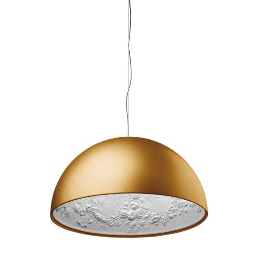 FLOS Skygarden 2 Matt Gold - London Lighting - 1
