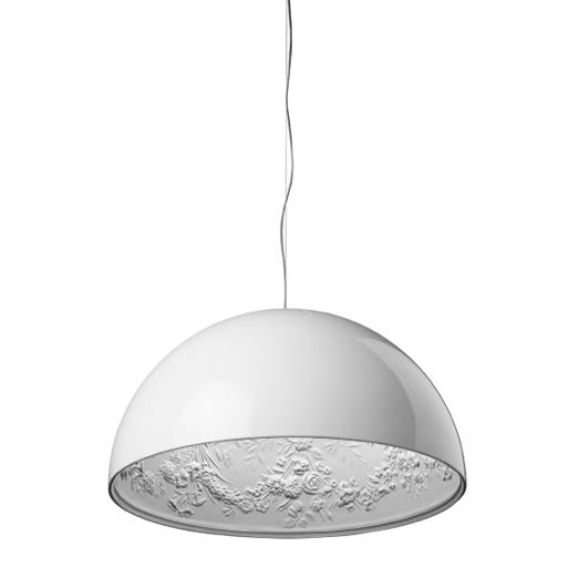 FLOS Skygarden 2 Glossy White - London Lighting - 1