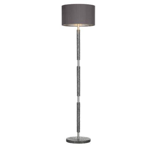 Sloane Floor Light Pewter - base only - ID 10253