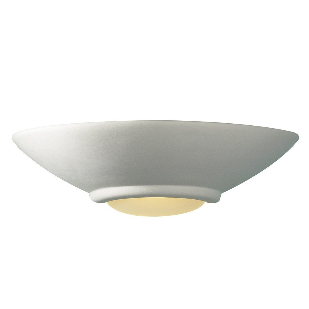 Stella White Wall Bracket - London Lighting - 1