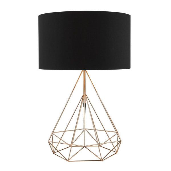 Sword Copper Table Lamp - London Lighting - 1
