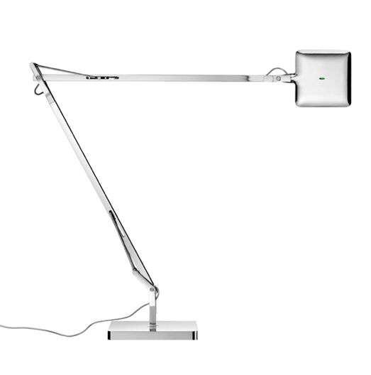FLOS Kelvin LED Base 'Green Mode' Chrome - London Lighting - 1