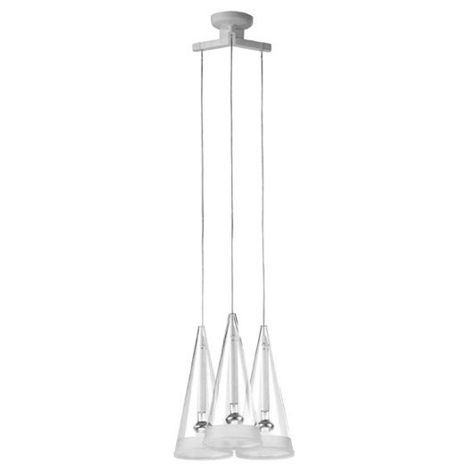 FLOS Fucsia 3 Suspension - London Lighting - 1