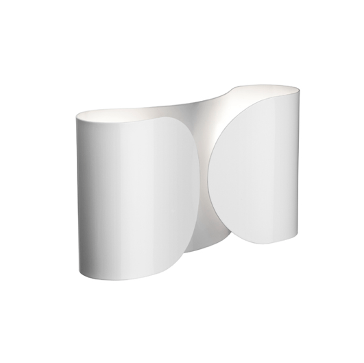 FLOS Foglio White Wall Light - London Lighting - 1