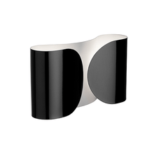 FLOS Foglio Black Wall Light - London Lighting - 1
