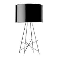 FLOS Ray T Table Lamp - Black Metal - London Lighting - 1