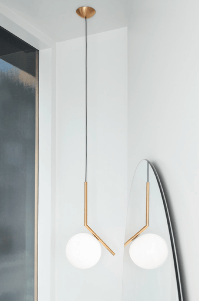 FLOS IC Lights 300 S2 Suspension - London Lighting - 1