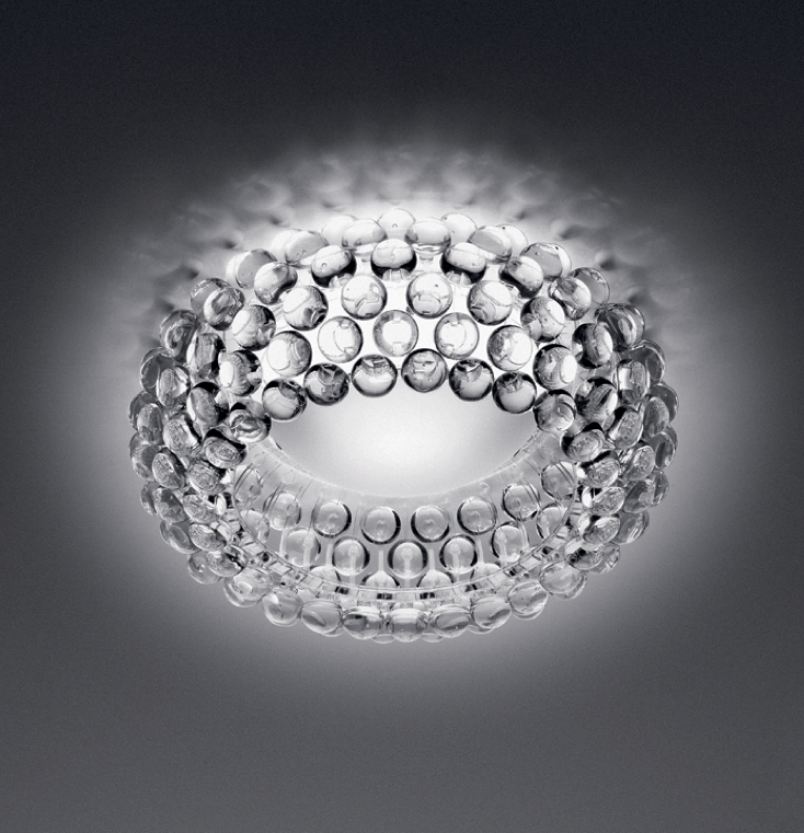Foscarini Caboche Flush Ceiling Light - London Lighting - 1
