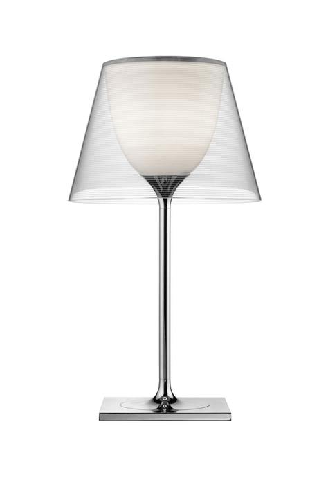 FLOS KTRIBE T1 Transparent Table Lamp - London Lighting - 1