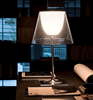 FLOS KTRIBE T2 Transparent Table Lamp with Dimmer - London Lighting - 4