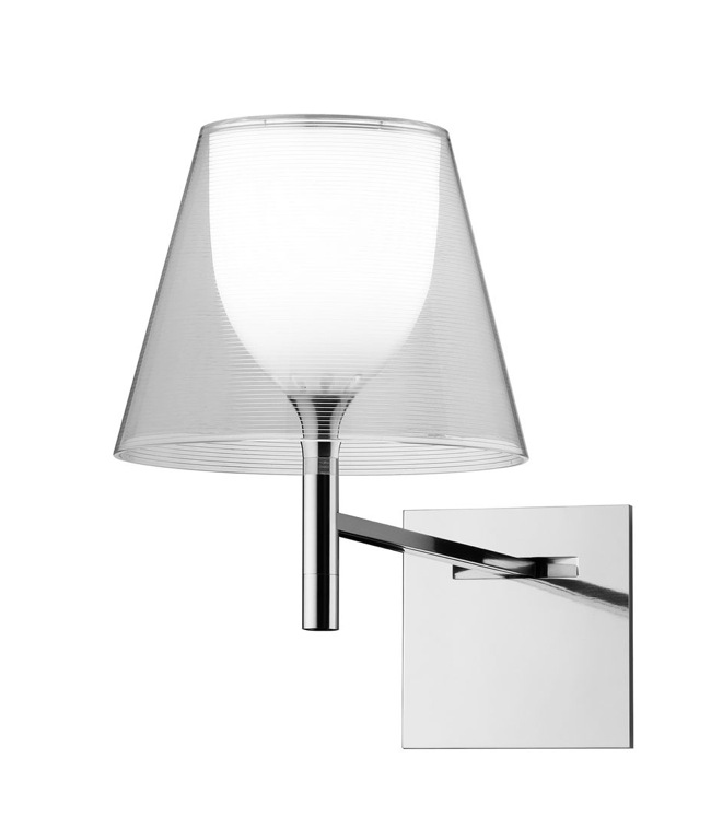 FLOS KTribe W Transparent Wall Light - London Lighting - 1