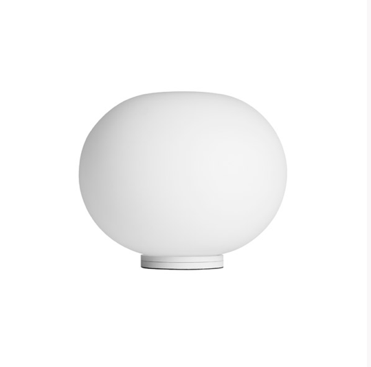 FLOS Glo-Ball Basic Zero Table Lamp - London Lighting - 1