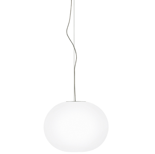 FLOS Glo-Ball S2 Suspended Ceiling Light - London Lighting - 1