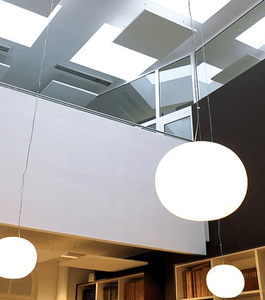 FLOS Glo-Ball S2 Suspended Ceiling Light - London Lighting - 2