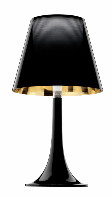 FLOS Miss K Black Table Lamp - London Lighting - 1
