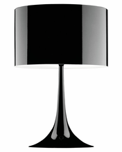 FLOS Spun Light T2 Black - London Lighting - 1