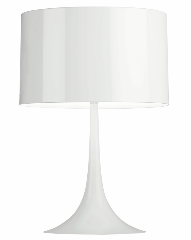 FLOS Spun Light T2 White - London Lighting - 1