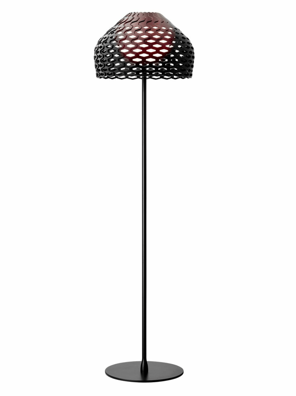 FLOS Tatou F Black Floor Lamp - London Lighting - 1