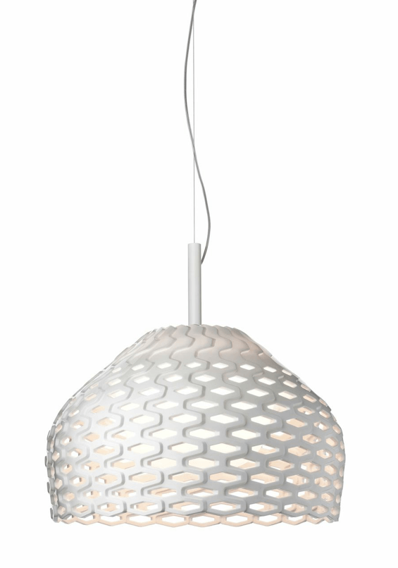 FLOS Tatou S2 White Ceiling Light - London Lighting - 1