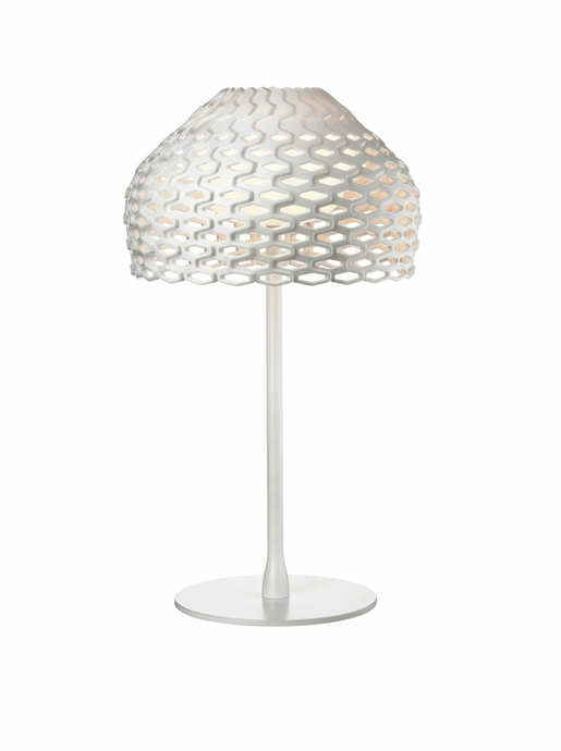 FLOS Tatou T1 White Table Lamp - London Lighting - 1