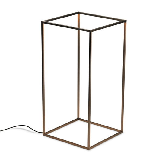 FLOS Ipnos Indoor Burnished Brass Floor Lamp - London Lighting - 1