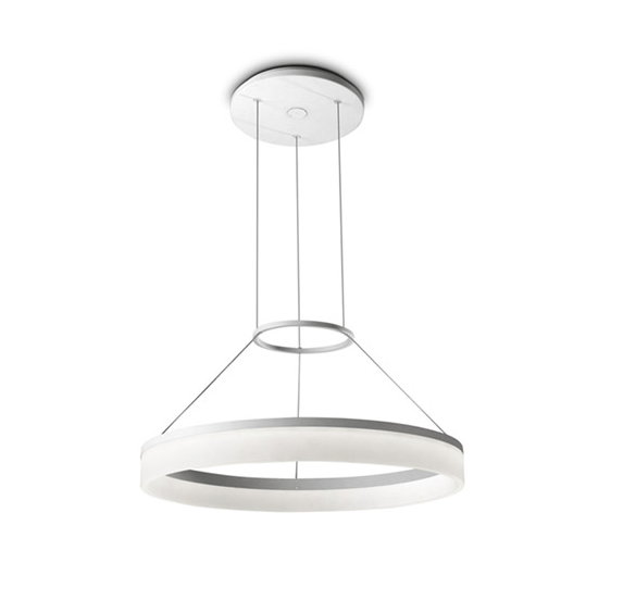 CIRC LED Ceiling Pendant 80 cm - London Lighting - 1