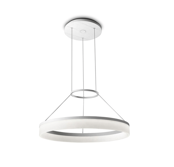 CIRC LED Ceiling Pendant 60 cm - London Lighting - 1