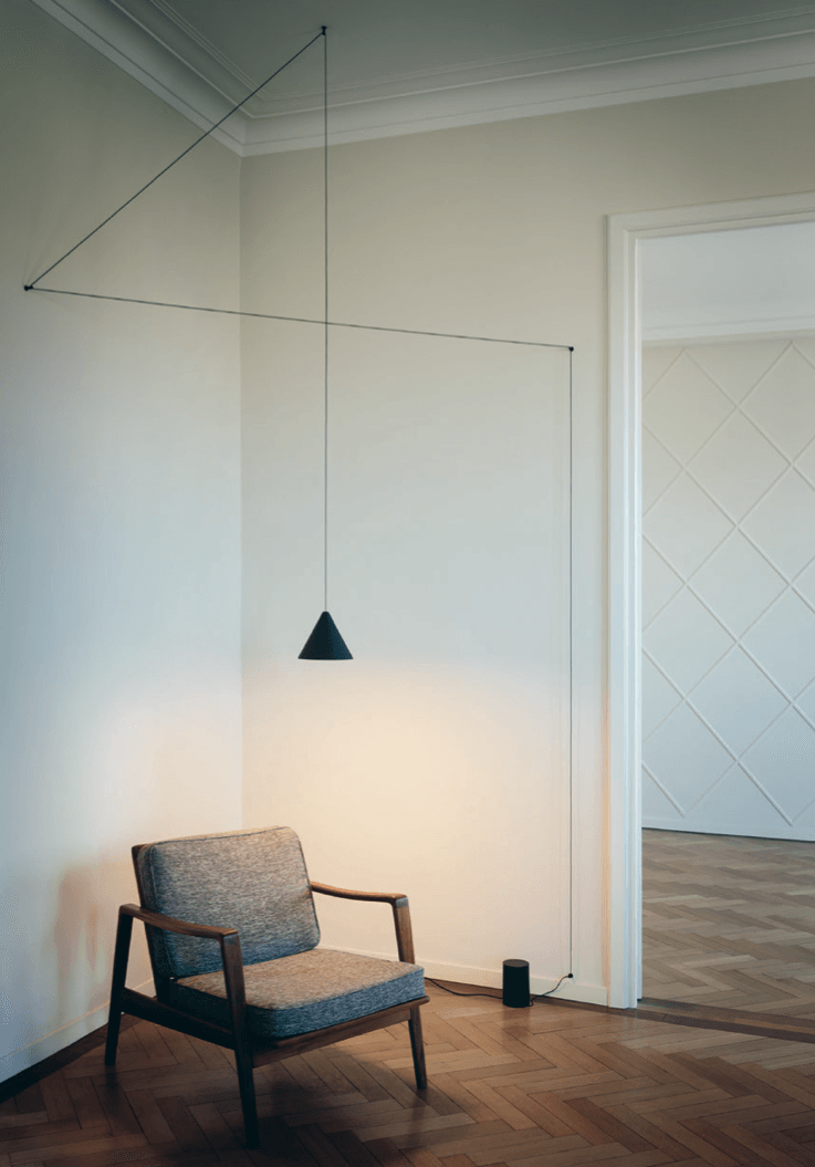 FLOS String Light Conical - London Lighting - 1