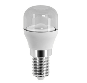 Clear 2w E14 LED Pygmy Lamp - London Lighting