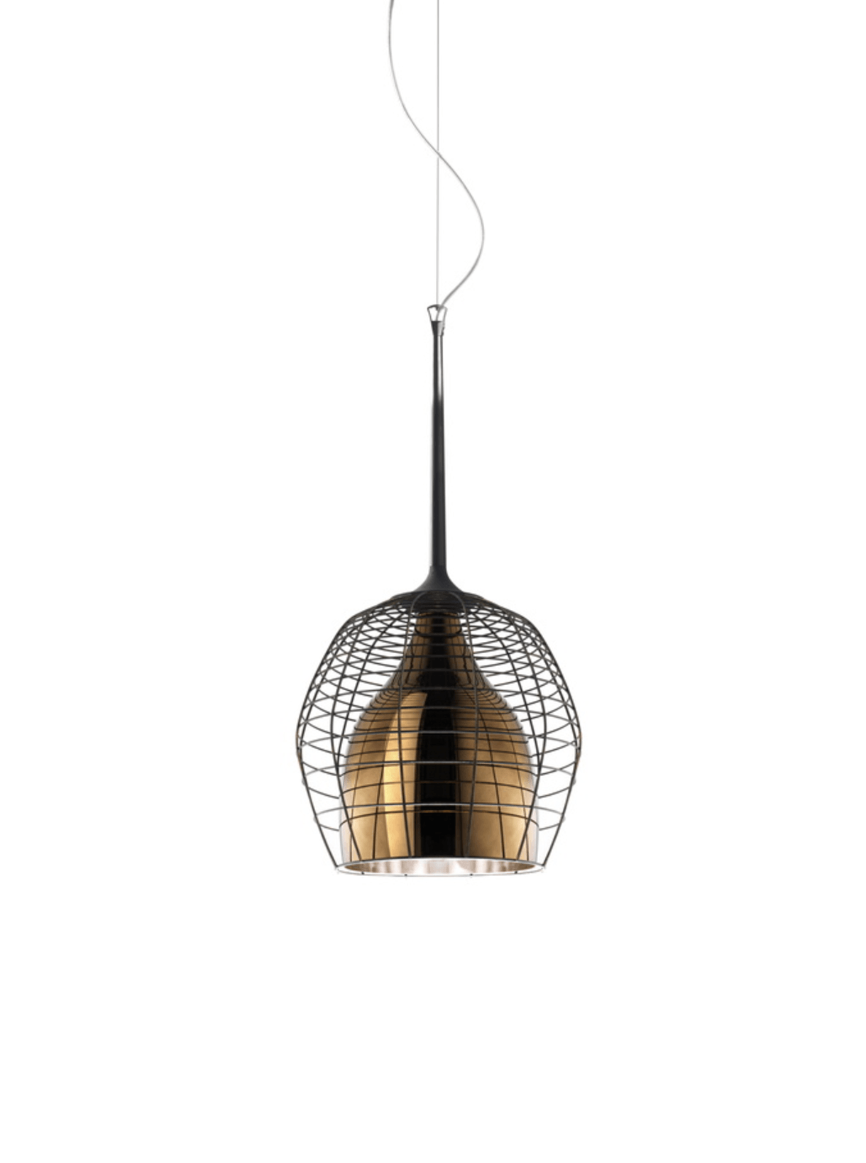 Diesel Cage Small Suspension Light - London Lighting - 1