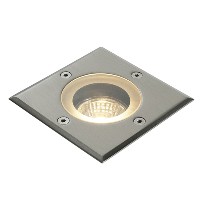 Pillar square Ground Light IP65 50W - London Lighting