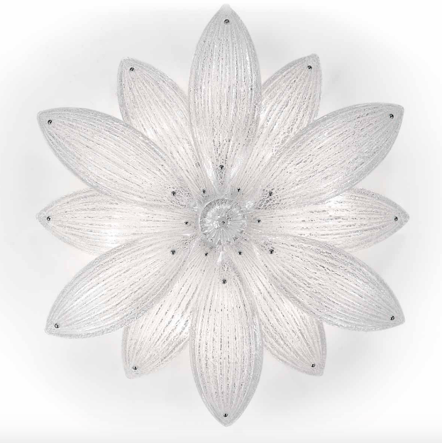 Paradise 90cm Murano Glass Ceiling Lamp