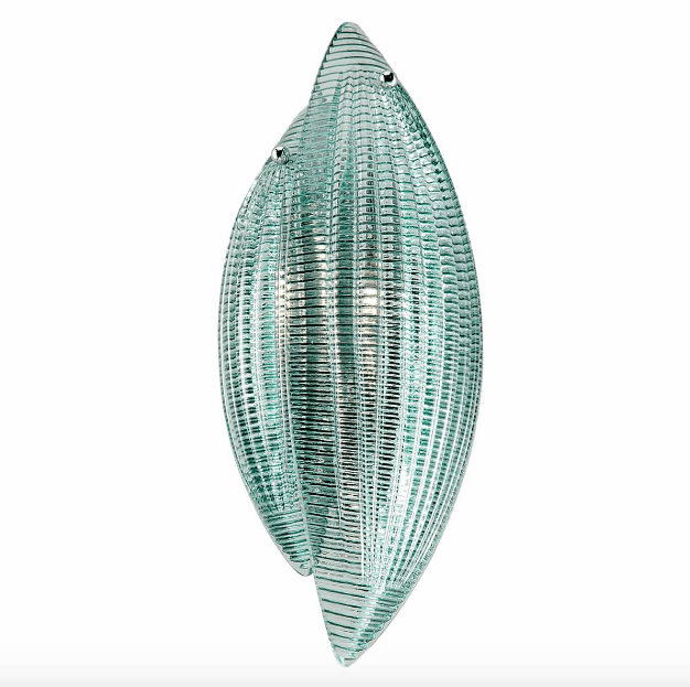 Paradise Murano Glass Wall Light - Right Hand