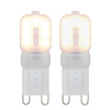 Dimmable 2.5w G9 Retro-Fit LED Lamp Twin Pack