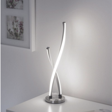 Elegant LED Table Touch Lamp In Stainless Steel Finish - ID 6347