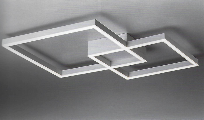 Abstract Squares Ceiling Light - ID 7418