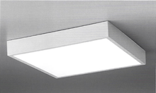 Hannay Medium Square Dimmable Flush Square Ceiling Light - ID 9926