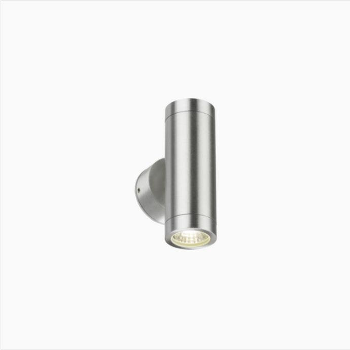 Mini Aluminium Outdoor Fixed Up / Downward LED Wall Light - ID 6472