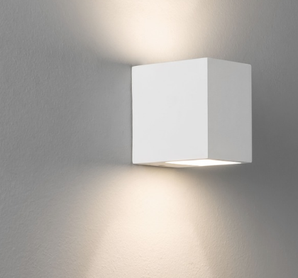 Wood Street Small Modern Up and Down Wall Light - ID 1554