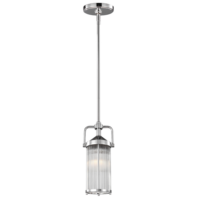 Bishopsgate 2 Light Mini Pendant IP44 - ID 8585