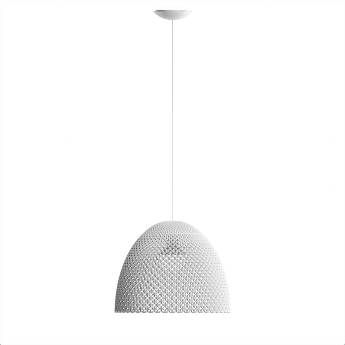 Guzzini Filigrana Pendant Lamp In White - ID 8573